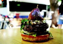The little burger shop burger