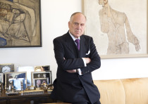 President of the World Jewish Congress Ronald Lauder