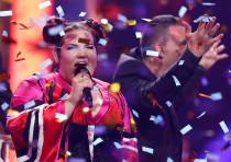 Netta Barzilai, Eurovision winner 2018.