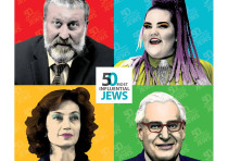 The world's most influential Jews of 5778