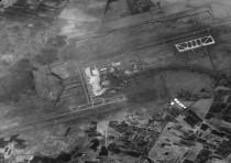 Ofek 1 images of Damascus International Airport