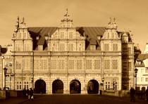 A Slavic building