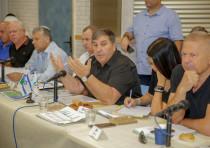 KKL-JNF Board of Directors Meeting in Sderot
