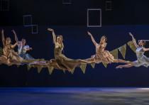 Jerusalem ballet, Fiddler on the roof