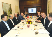 Israel China Meeting