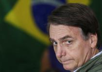 Jair Bolsonaro, Brazil's president-elect, on October 28, 2018