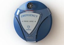 Gabriel emergency panic button