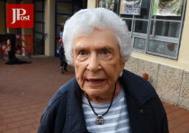 Margot, an Israeli resident, offers her thoughts on the conflict in Gaza