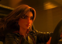 GAL GADOT as 'Shank' in 'Ralph Breaks the Internet'