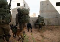IDF Kfir Brigade training exercise