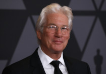9TH Governors Awards – Arrivals – Los Angeles, California, U.S., 11/11/2017 - Actor Richard Gere