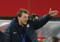 Israel's new national soccer team manager, Andreas Herzog, will meet his home team after Israel drew