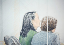 Huawei CFO Meng appears at her bail hearing in B.C. Supreme Court