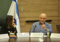Maj.Gen.(Res.) Yitzhak Brick in National Criticsm Committee, December 12th, 2018.