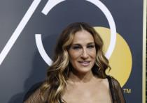 75th Golden Globe Awards – Arrivals – Beverly Hills, California, U.S., 07/01/2018 – Actress Sarah Je