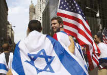 'AMERICAN AND Israeli Jews often forget we're family and intertwined.'