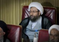 Ayatollah Sadeq Larijani, head of Iran's Judiciary.