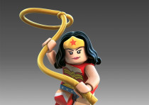 Gal Gadot's Lego Wonder Woman