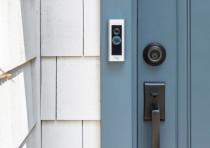 Amazon's Ring Video Doorbell 2.