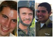Fallen IDF soldiers