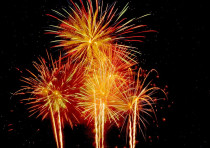 Fireworks illustrative