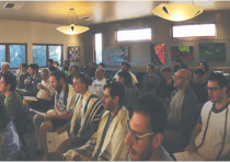 Spirituality together on a recent retreat