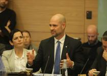 Justice Minister Amir Ohana