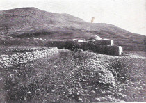 Joseph's coffin was indeed buried in the land of Israel: Joseph's Tomb, before 1899