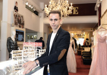 Entrepreneur Zayid Zayid has launched the T&E fashion complex in Shfaram.
