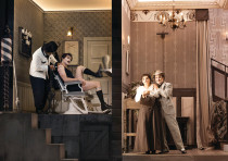 The Israeli Opera presents  a new production of  'The Barber of Seville'