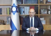 Defense Minister Naftali Bennett at the Defense Ministry on February 25, 2020.
