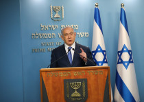 Prime Minister Benjamin Netanyahu threatened of a total lockdown as coronavirus infects 2,369 Israel