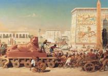 Exodus from Egypt (Edward Poynter)