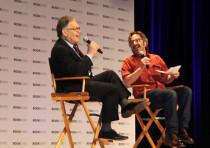 Al Franken and Mark Maron at BookoExpo 2017