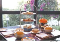 High Tea at the King David Hotel