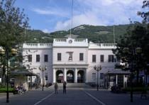 Gibraltar parliament building
