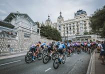 Team Israel Start-up Nation at the 2020 Tour de France.