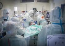 Shaare Tzedek coronavirus unit