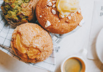 Columbus Cafe offers delicious muffins
