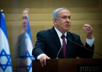 Prime Minister Benjamin Netanyahu speaking at the Knesset, December 2, 2020