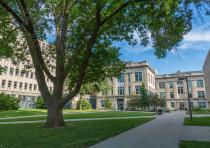The University of Iowa.