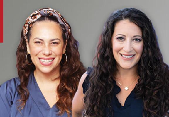 Yael Eckstein & Shari Dollinger