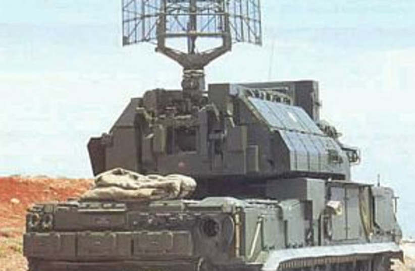 russia missile system to (photo credit: http://defense-update.com)