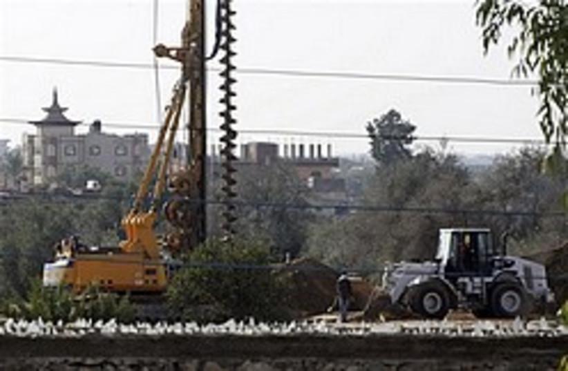 construction rafah 248 88 ap (photo credit: AP)