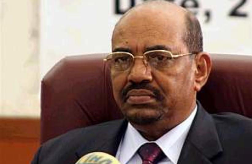 sudan president 298.88 (photo credit: AP)