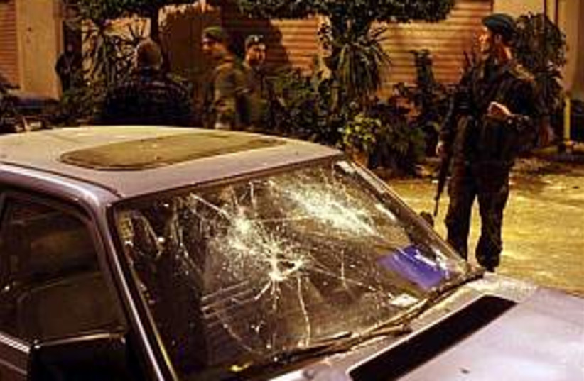 Shiite sunni clash 298 a (photo credit: AP)