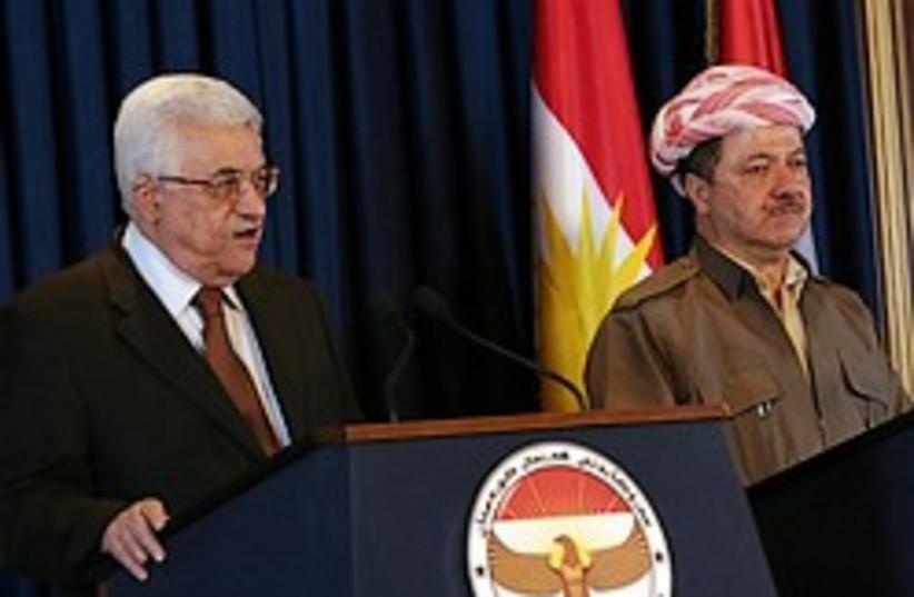 Abbas Barzani 248.88 (photo credit: AP)