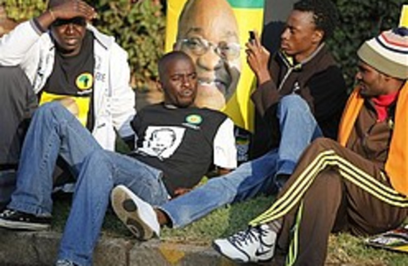 south africa elections 248 88 ap (photo credit: AP)