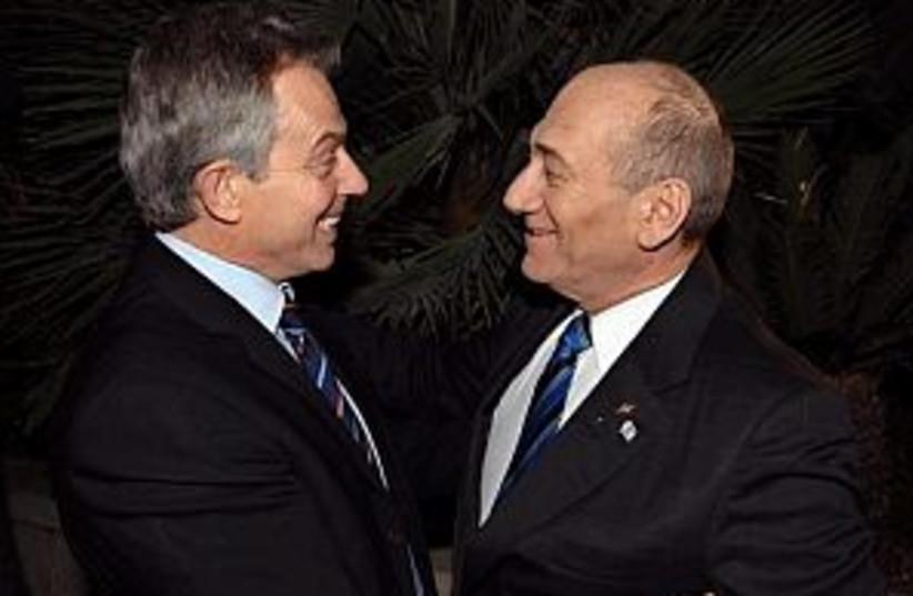 Blair Olmert 298.88 (photo credit: AP)