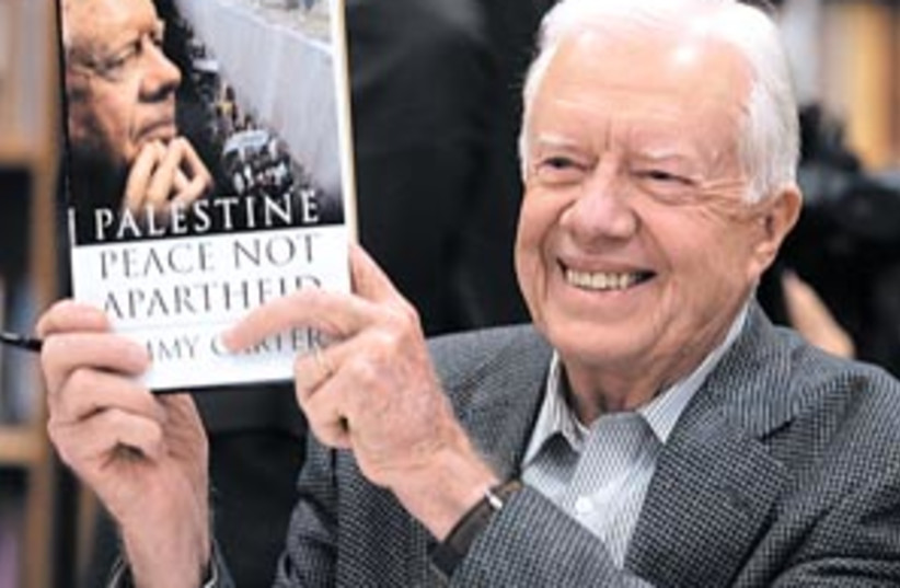 Why Jimmy Carter is not an anti-Semite - The Jerusalem Post